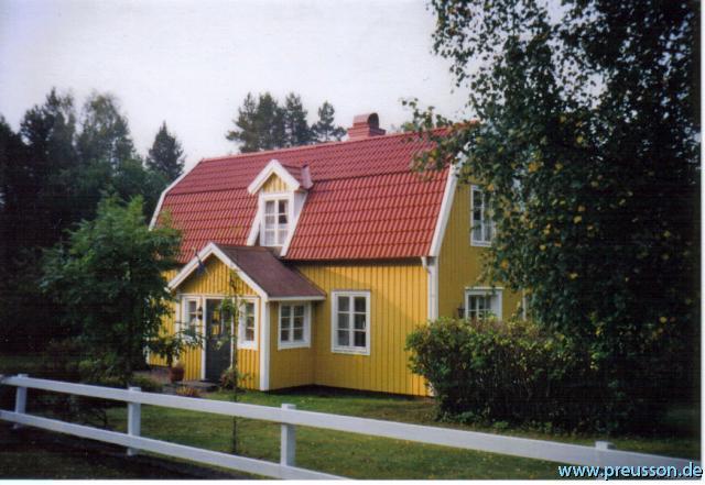 Aussenansicht Haus Fagerhult